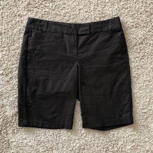 Ann Taylor brown Bermuda shorts size 10